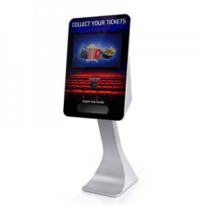 self service kiosks payment touch screen kiosks Leisure management touch screen kiosks Ticketing touch screen kiosks Indoor touch screen kiosks Card Dispensing touch screen Kiosk SmartCurve Touch Screen Kiosks