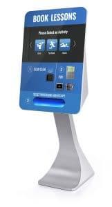 Kiosk applications touch screen kiosk