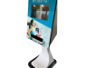 SmartCurve Card Dispensing Kiosk SmartCurve Wristband Kiosk