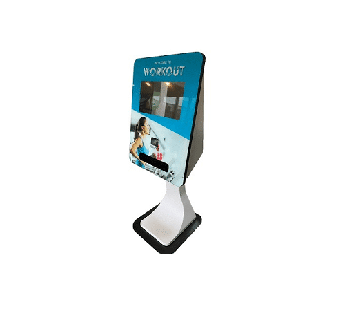 SmartCurve Kiosk